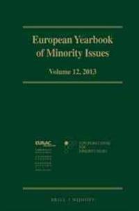 European Yearbook of Minority Issues, Volume 12 (2013)