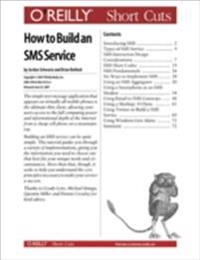 How to Build an SMS Service