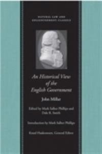 Historical View of the English Government
