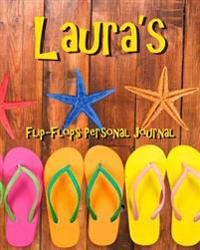 Flip-Flops Personal Journal - Laura