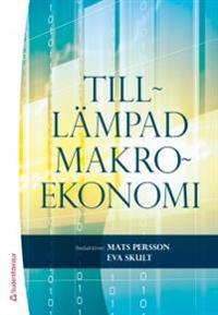 Tillämpad makroekonomi