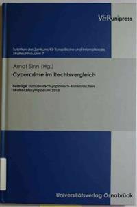 Cybercrime Im Rechtsvergleich