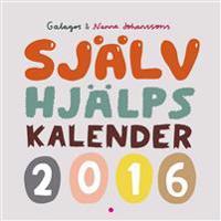 Självhjälpskalender 2016 Galagos & Nanna Johanssons