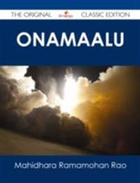Onamaalu - The Original Classic Edition