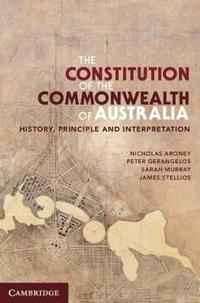 Constitution of the Commonwealth of Australia