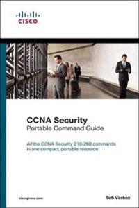 CCNA Security Portable Command Guide