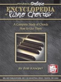 Deluxe Encyclopedia of Piano Chords
