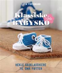 Klassiske søte babysko - Lucia Förthmann | Inprintwriters.org