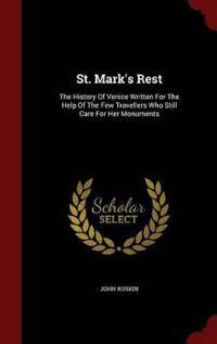 St. Mark's Rest