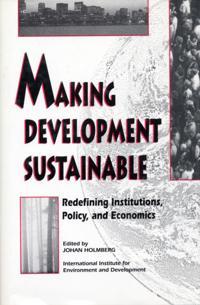 Making DevelopmSustainable