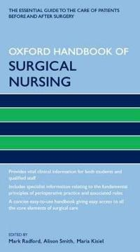 Oxford Handbook of Surgical Nursing