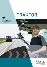 Veien til førerkortet; traktor; lærebok klasse Traktor
