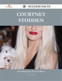 Courtney Stodden 19 Success Facts - Everything you need to know about Courtney Stodden