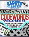 Klooto Games Codewords: Volume II