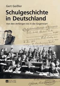 Schulgeschichte in Deutschland