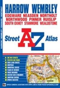 HarrowWembley Street Atlas