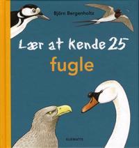 Lær at kende 25 fugle