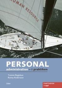 Personaladministration - i praktiken Faktabok