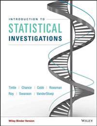 Introduction to Statistical Investigation, Binder Ready Version