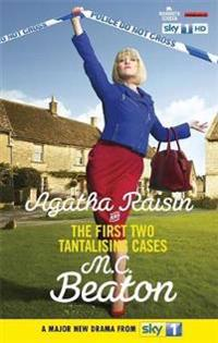 Agatha raisin and the first two tantalising cases - the quiche of death & t