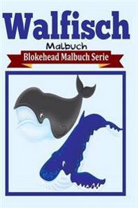 Walfisch Malbuch