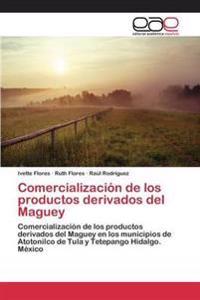 Comercializacion de Los Productos Derivados del Maguey