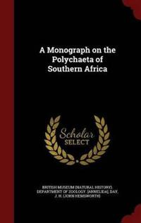 A Monograph on the Polychaeta of Southern Africa