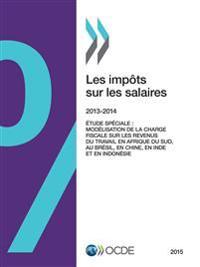 Les impôts sur les salaires 2015