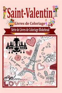 Saint-Valentin Livres de Coloriage