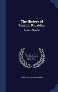 The History of Rinaldo Rinaldini