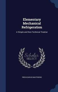 Elementary Mechanical Refrigeration