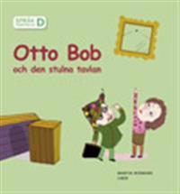 Språkförståelse Häfte D Otto Bob och den stulna tavlan
