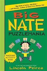 Big Nate Puzzlemania