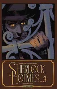 Sherlock Holmes: Moriarty Lives