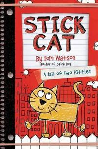 Stick cat - a tail of two kitties