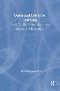 Open and Distance Learning