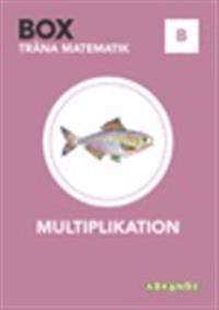 BOX Multiplikation B - Mirvi Unge Thorsén pdf epub