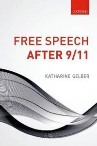 Free Speech After 9/11