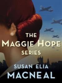 Maggie Hope Series 4-Book Bundle