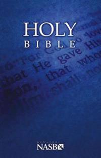 Outreach Bible-NASB