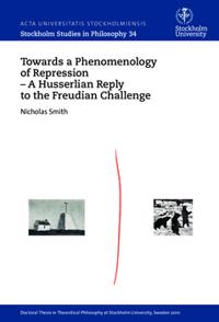 Towards a phenomenology of repression : a Husserlian reply to the Freudian challenge