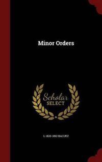 Minor Orders