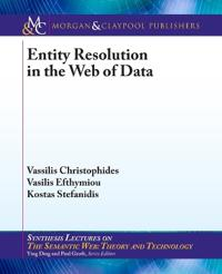 Entity Resolution in the Web of Data
