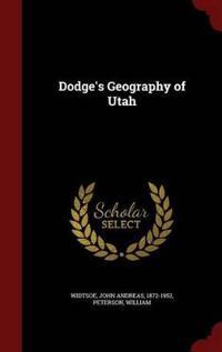 Dodge's Geography of Utah