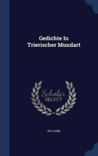 Gedichte in Trierischer Mundart