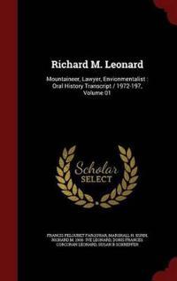 Richard M. Leonard