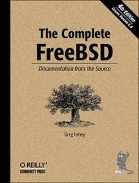 The Complete FreeBSD: Documentation from the Source