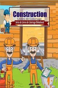 Construction Livres de Coloriage