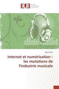 Internet Et Numerisation