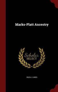 Marks-Platt Ancestry